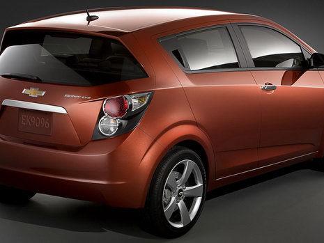 Officiel : la nouvelle Chevrolet Aveo s'appellera bien Sonic, mais seulement de l'autre coté de l'Atlantique
