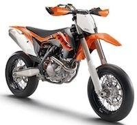 Nouveauté 2014: KTM 450 SMR
