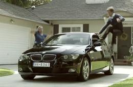 [vidéo pub] BMW ou la joie de sauter pour s'introduire