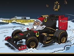 F1 2012: Lotus fait ses emplettes chez Red Bull !