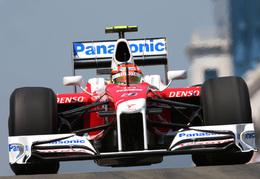 F1 : Toyota courtise Kubica et Räikkonen