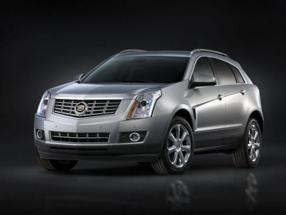 Cadillac prépare un SUV inédit