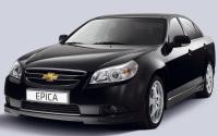 Chevrolet Epica pack Sport : plastique dynamique
