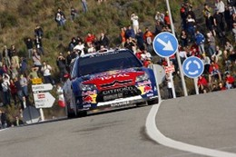 WRC Catalogne Jour 1 : Sordo en tête, Hirvonen s'incruste.