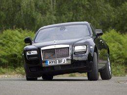 Rolls-Royce a doublé ses ventes en 2010