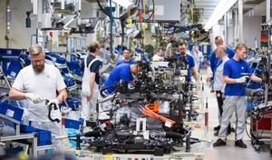Volkswagen gèle les embauches jusqu'à la fin 2020