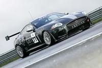 Jaguar XKR GT3 : 475 ch sur la piste !
