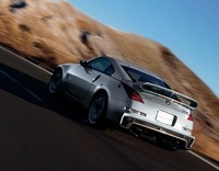 Nissan 350Z 380RS by Nismo : 395 ch !