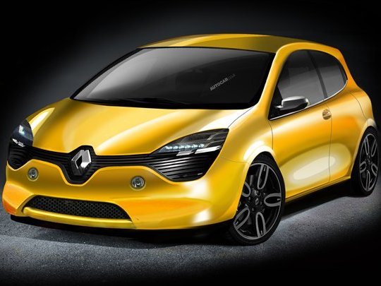 La Renault Clio 4 détaillée