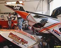Moto GP 2008: Randy et LCR discutent.