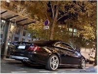 Photo du jour : Mercedes CLS 55 AMG