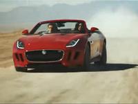 Jaguar présente Desire, le film de la F-Type