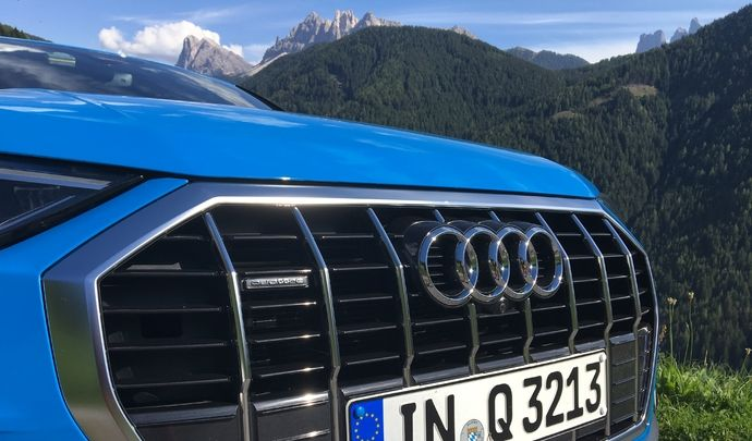 Audi : le SUV compact électrique en approche