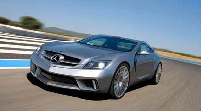 Future Mercedes C197 : la SLC expliquée