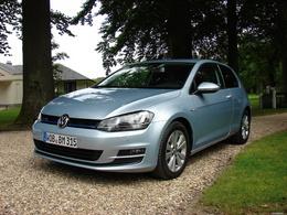 La production de la Volkswagen Golf légèrement revue à la baisse