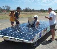 Le Solar Event ? Des véhicules à l'énergie solaire font la course !