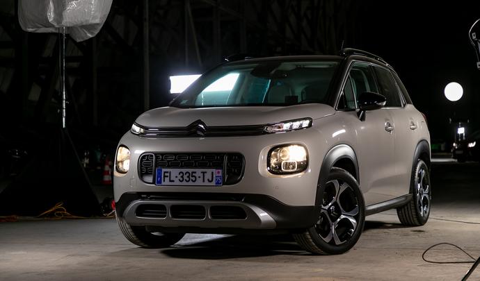 Citroën C3 Aircross : le SUV de la famille - Salon de l'auto Caradisiac