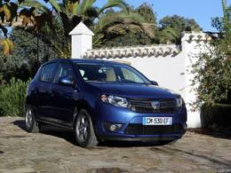 La Dacia Sandero en tête des ventes en Espagne