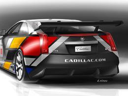 Cadillac de retour en SCCA World Challenge avec la CTS-V Coupé