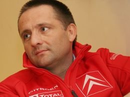 Yves Matton remplace Olivier Quesnel chez Citroen Racing