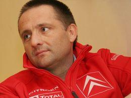 Yves Matton remplace Olivier Quesnel chez Citroen Racing