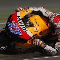 Moto GP - Qatar D.2: Les trois HRC en tête
