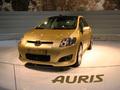 Salon de Francfort 2009 : le Concept Toyota Auris HSD Full Hybrid