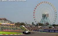F1-GP du Japon: Le poids des monoplaces. Pour la grille, on patientera !