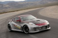 Nissan 350 Z par Z1 Motorsport.. sympa..