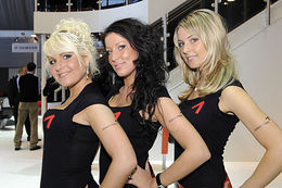 Tuning World Bodensee : les girls