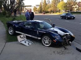 Comment planter sa Ford GT le moins discrètement possible