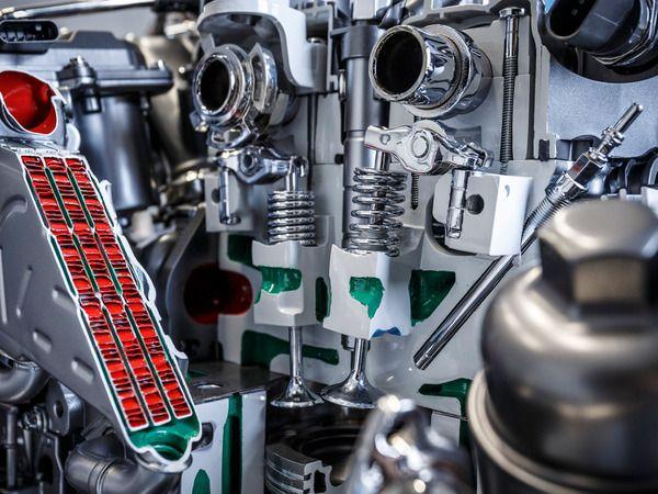 Le filtre à particules arrive sur les moteurs essence de Mercedes