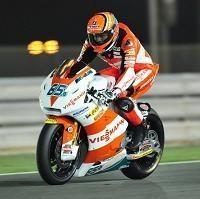 Moto 2 - Qatar Qualification: Bradl de brade rien