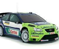 WRC Présentation Ford 2007
