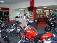 Le nouveau Ducati de Coignières (78) est ouvert !!