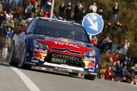 WRC-Catalogne: Victoire de Loeb, Citroën rafle un nouveau titre constructeur !
