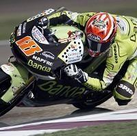 GP125 - Qatar Qualifications: Terol mate Cortese