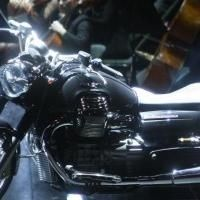 Nouveauté - Moto Guzzi: La nouvelle California se dévoile à Monaco
