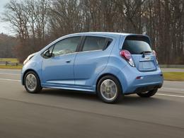 Chevrolet annonce 132 km d'autonomie pour la Spark EV
