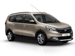 Mondial de Paris 2014 - Dacia y dévoilera des Lodgy et Dokker Stepway!