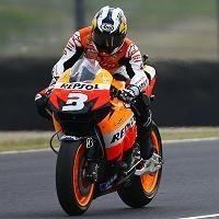 Moto GP - Italie: Pedrosa n'a pas aggravé son cas