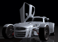 Donkervoort D8 GT: un cigare coupé de Hollande