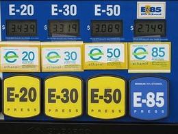 Aux USA, il est plus facile de trouver une station de recharge électrique qu'une pompe d'E85