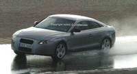 Une future Audi A5 Coupé joueuse pour février