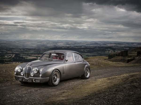 Jaguar Mk2 by Ian Callum: bonne pour une production limitée