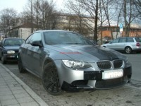 Future BMW M3 Coupé : ça se précise !