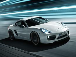Techart retouche le nouveau Porsche Cayman
