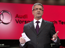Audi compte vendre plus d'1,7 million de voitures en 2014