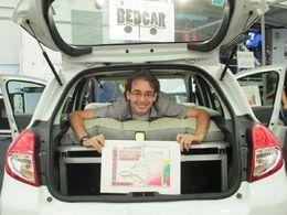 Insolite: avec Bedcar vous ne serez jamais à la rue