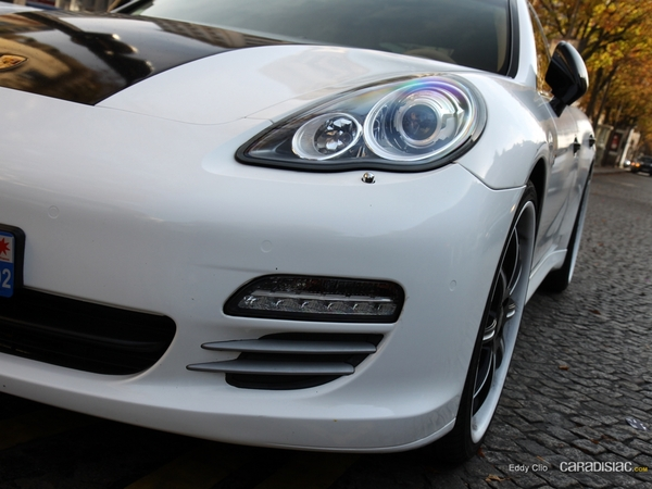 Photos du jour : Porsche Panamera